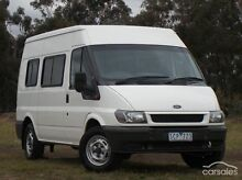 2002 Ford Transit Van/Minivan Katandra West Outer Shepparton Preview