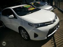2012 Toyota Corolla Hatchback Auto Taminda Tamworth City Preview