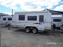 2008 Jayco Sterling Outback 18.57-2 Cairns Cairns City Preview