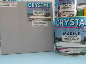 MARINE PLYWOOD & TIMBER SEALER 4 LITRE AUSTRALIAN MADE South Kempsey Kempsey Area Preview
