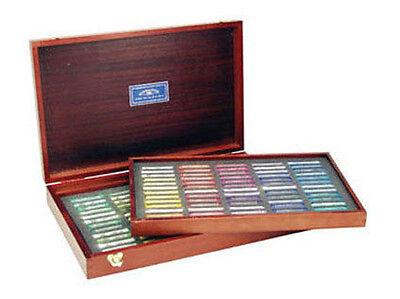 Winsor & Newton Soft Pastel 120 Wooden Box Set RRP £225
