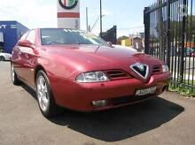 2002 Alfa Romeo 166 Sedan AUTO Wollongong Wollongong Area Preview