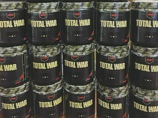 Redcon1 TOTAL WAR Pre Workout  **SELECT FLAVOR   NEW FRESH EXPIRATION DATES