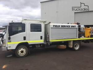 Service/Fuel Truck For Hire