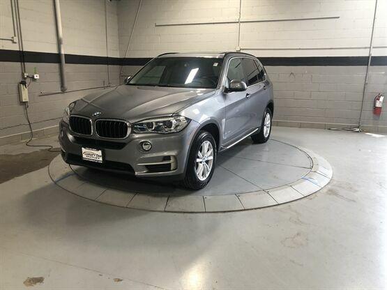 2015 BMW X5 xDrive35i AWD 4dr SUV Grey Luxury Car Outlet 630-405-1784