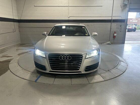 2012 Audi A7 Premium Plus Silver Luxury Car Outlet 630-405-1784