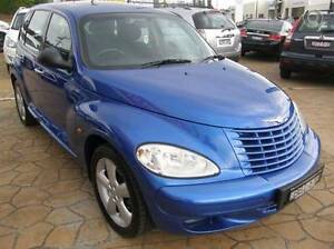2004 Chrysler PT Cruiser Hatchback AUTO Wollongong Wollongong Area Preview
