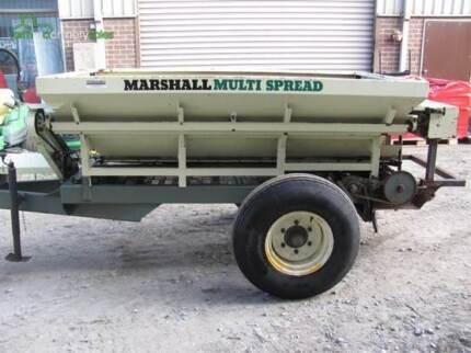 belt spreader fertilizer marshall Hallam Casey Area Preview
