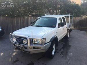 4x4 Ford Courier 2004 Mullumbimby Byron Area Preview