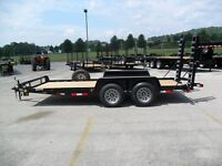 2016 Gatormade Equipment Trailer,16ft GT-XT 10,400 lb. GVW