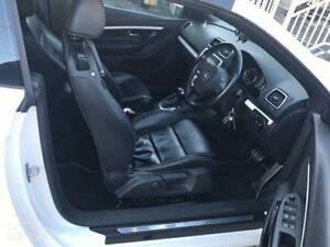 2010 Volkswagen Eos 1F 147TSI White Night Convertible 2dr DSG 6sp
