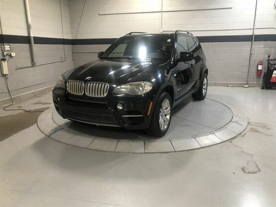 2011 BMW X5 xDrive50i AWD 4dr SUV Black Luxury Car Outlet 630-405-1784