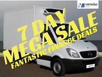 2013 Mercedes-Benz Sprinter 313 CDI C/C MWB Diesel white Manual
