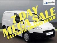 2012 Peugeot Partner HDI CRC Diesel white Manual