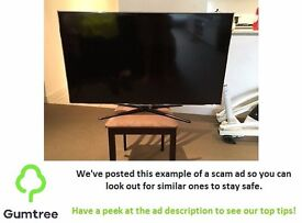 FREE SMART LED TV -- Read the ad description before replying to the ad!!