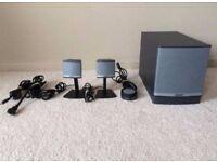 Bose Companion 3 Series II system