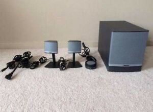 Bose Companion 3 Series ii Speaker System