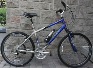 Mountain Bike Trek Navigator 200 21 speed 16 ½ inch frame alpha