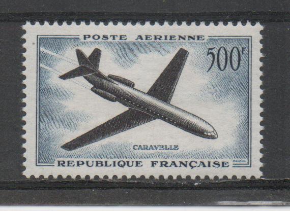 A474 Frankrijk 1120 postfris Vliegtuigen
