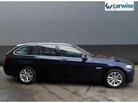 2013 BMW 5 Series 520D SE TOURING Diesel blue Automatic