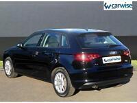 2014 Audi A3 TDI SE Diesel black Manual