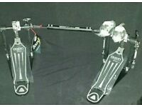 Double bass drum pedal Dixon Kinde Series