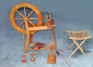 ASHFORD  Spinning Wheel & accessories (included) for SALE