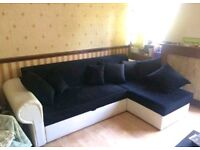 John Lewis Corner Sofa Bed. Was £1450 now only £350. *Free delivery*