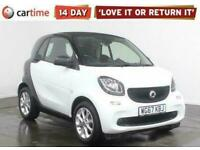 2017 67 SMART FORTWO 1.0 PASSION 2D 71 BHP