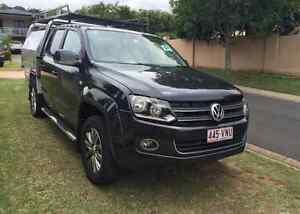 2014 Volkswagen Amarok Ute **12 MONTH WARRANTY** Coopers Plains Brisbane South West Preview