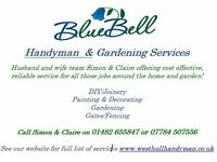 Bluebell Handyman & Gardening Services - Anlaby