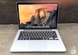 MacBook Pro Retina (2015) Core i5 processor 2.7GHz- 8 GB RAM- 128 SSD ( Store deal )