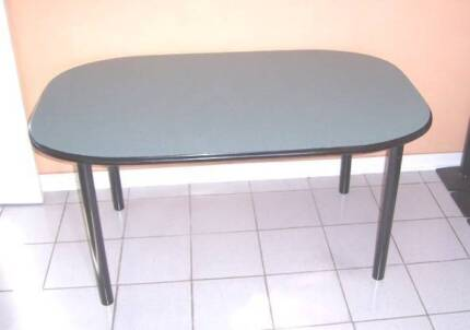 Oval Shapped Dining Table