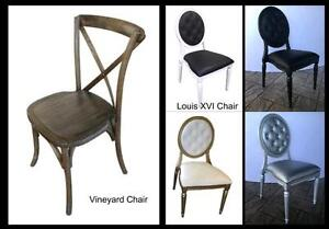 Banquet Tables, wedding chairs, chiavari chairs folding chairs Cambridge Kitchener Area image 9