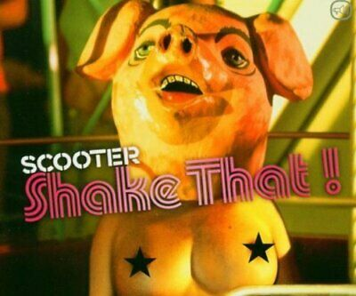 Scooter [maxi-cd] shake that! (2004)
