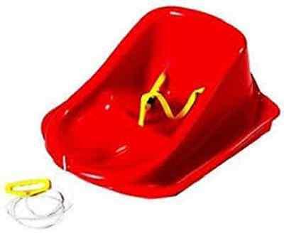 1 - SNO FLAKE RED INFANT/TODDLER PULL SLED SAFETY HARNESS  WINTER SLEDDING - 626