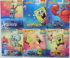 SpongeBob SquarePants Diecast Vehicles with Unopened Box