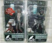 Resident Evil NECA
