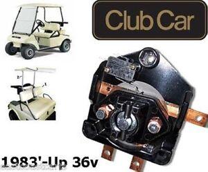 club car 1983 39 up resistor golf cart forward reverse f r switch 1017530 03 ebay. Black Bedroom Furniture Sets. Home Design Ideas