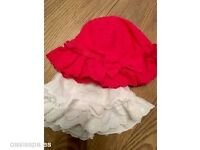 **** FREE Baby Girl Sun Hat // 1 - 1.5 yrs old // Like new condition ****
