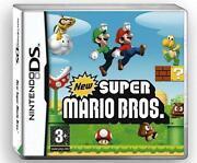 Nintendo DS Lite Games Mario