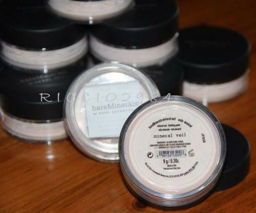 bareMinerals Mineral Veil: Face | eBay