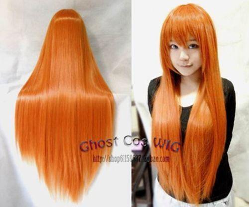 Orange Wig Ebay 42