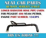 Peugeot 406 Radiator Hose