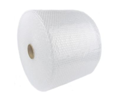 Bubble Cushioning Wrap 316 100 Ft 12 Perforated Small Bubble Padding Roll