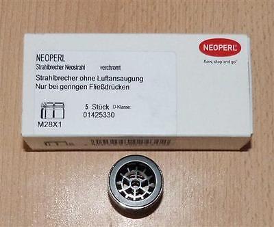 NEOPERL® Neostrahl® / PERLATOR® => bei geringen Fließdruck M28x1 /1 Stück (5805#