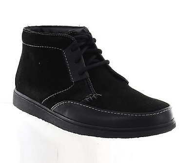 *BRAND NEW* Clarks Brayer Sport Moc Ankle Boots (63306), Black, Size 12 US Sport-moc