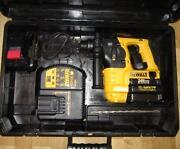 Dewalt 24V SDS Drill