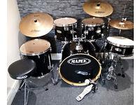 Mapex V Series 5pc Drum Kit. Excellent Condition.