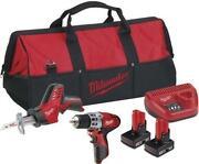 Milwaukee 12V Kit